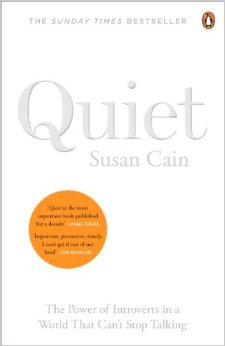'Quiet' – in praise of introversion, a manifesto for calm and quiet in a loud world