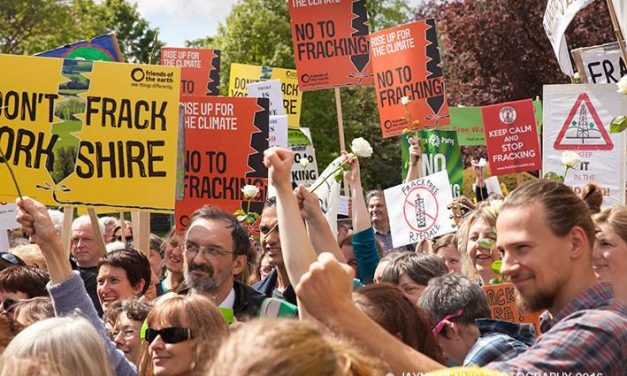 Rally for a frack free Ryedale