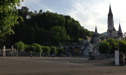 A different look at Lourdes