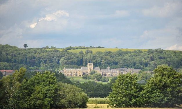 Ampleforth, Lourdes and Father's Day